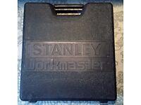 Stanley Workmaster socket set