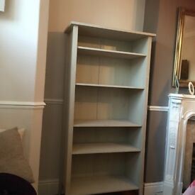 IKEA Hemnes Grey Bookcase