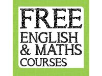 FREE MATHS & ENGLISH!!