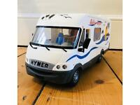 "Hymer Holiday Camper, 14"" Motorhome Model"