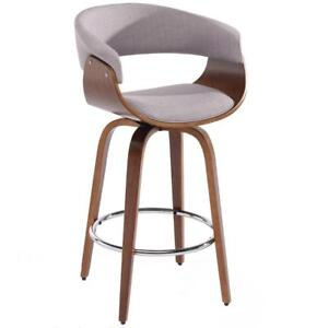 26 Counter Stool in Grey (WO04)