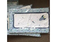 Brand New!! Sale! RRP £15.50 Mothercare changing mat detachable liner