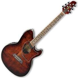 Ibanez TCM50E VBS semi acoustic guitar