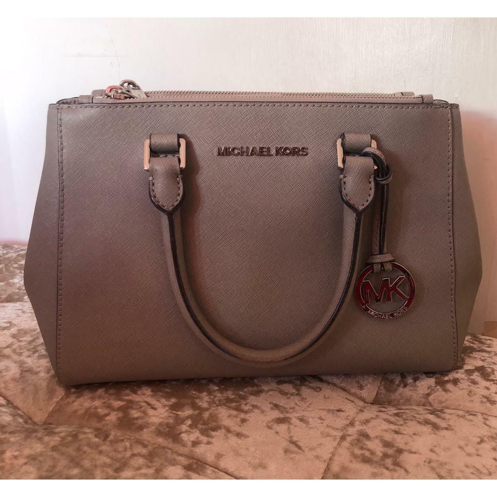732406212584 Genuine Grey Michael Kors Bag For Sale | in Heathrow, London ...