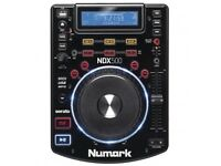 NEW Numark NDX500 USB/CD media player and software controller DJ