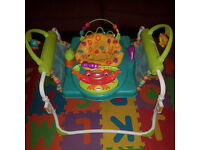 Fisher Price Step N Play Rainforest Jumperoo