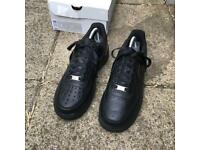 Nike Air Force 1 trainers size 6