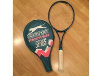 Slazenger Panther Tennis Racquet & set of balls