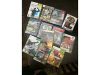 Bundle of computer games ps2/Xbox 360/pc
