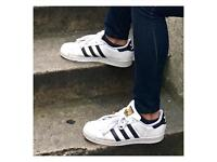 Adidas Superstars [UK 7.5]