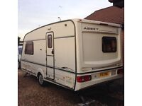 ABBEY VOGUE 217 GTS (2002) - with MOTOR MOVER