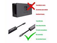 Nintendo switch alternative mini dock