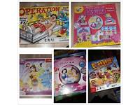 5 x children's games and puzzles. Only £3 each!
