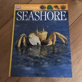 DK Eyewitness Seashore (paperback) By Steve parker
