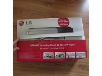 LG BP645 3D Smart Blu-ray and DVD Player