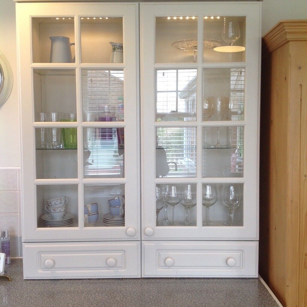 Kitchen Shelf Gumtree: Kitchen Display Cupboard REDUCED FOR QUICK SALE!