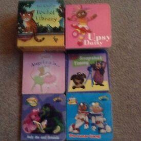 Children's small board books