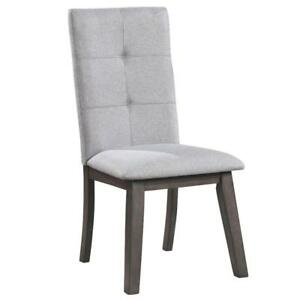 Wooden Grey Side Chair Sale Toronto-WO 7751 (BD-2547)