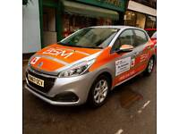 Driving lessons £25ph