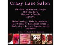 Crazy Lace Salon