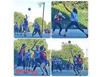Fun mixed netball league running in Camden - join now!