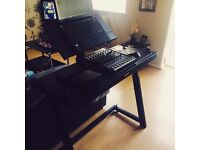 DJ Equipment - FULL SET Including Laptop and Hard Drive - DJ Stand Included