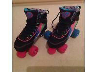 Rio Roller Skates size 2 - excellent condition