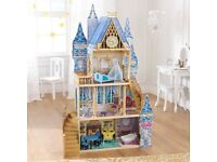 NEW SEALED IN BOX Kidkraft Disney Princess Cinderella LARGE Wooden Dolls House Doll - No Offers