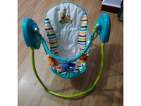 Disney Baby Swing In Excellent Condition Hardly Used Age +0 Months