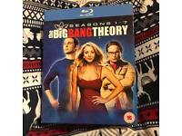 Big Bang Theory Seasons 1-7 Blu Ray