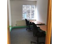 Contained Office Space to Let in London Victoria