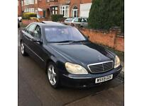Mercedes S320 S Class Low Mileage - Open To Offers