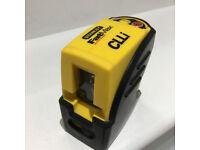 Stanley Fatmax Self Leveling Cross Line Laser CLLi kit