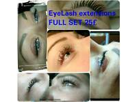 EyeLash extension in Beeston