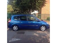 RENAULT GRAND SCENIC DYN-IQUE 16V 1.6 PETROL 7 SEATER