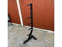 WER SPORTS weights barbell dumbbells Storsge stack Stand.