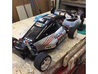 Mcd v3 petrol rc car