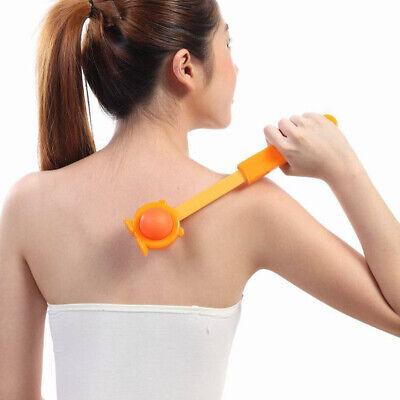 Orange Massage Hammer Stick Knocking Knots Massagegerät (Orange Massage-stick)