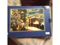 Christmas canvas Picture