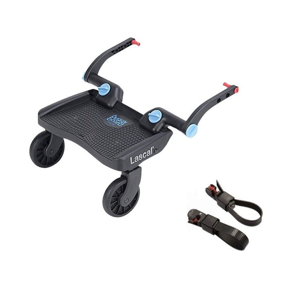 Lascal Buggy Board With Adapters