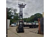 Daewoo/Doosan 3 ton Diesel forklift with sideshift.