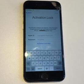 iPhone 6 16gb faulty screen iCloud
