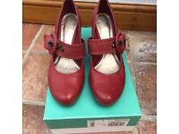 Clark's Leather Shoe
