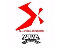 ALL STYLES KICKBOXING