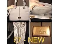Ladies bags - prices on pictures