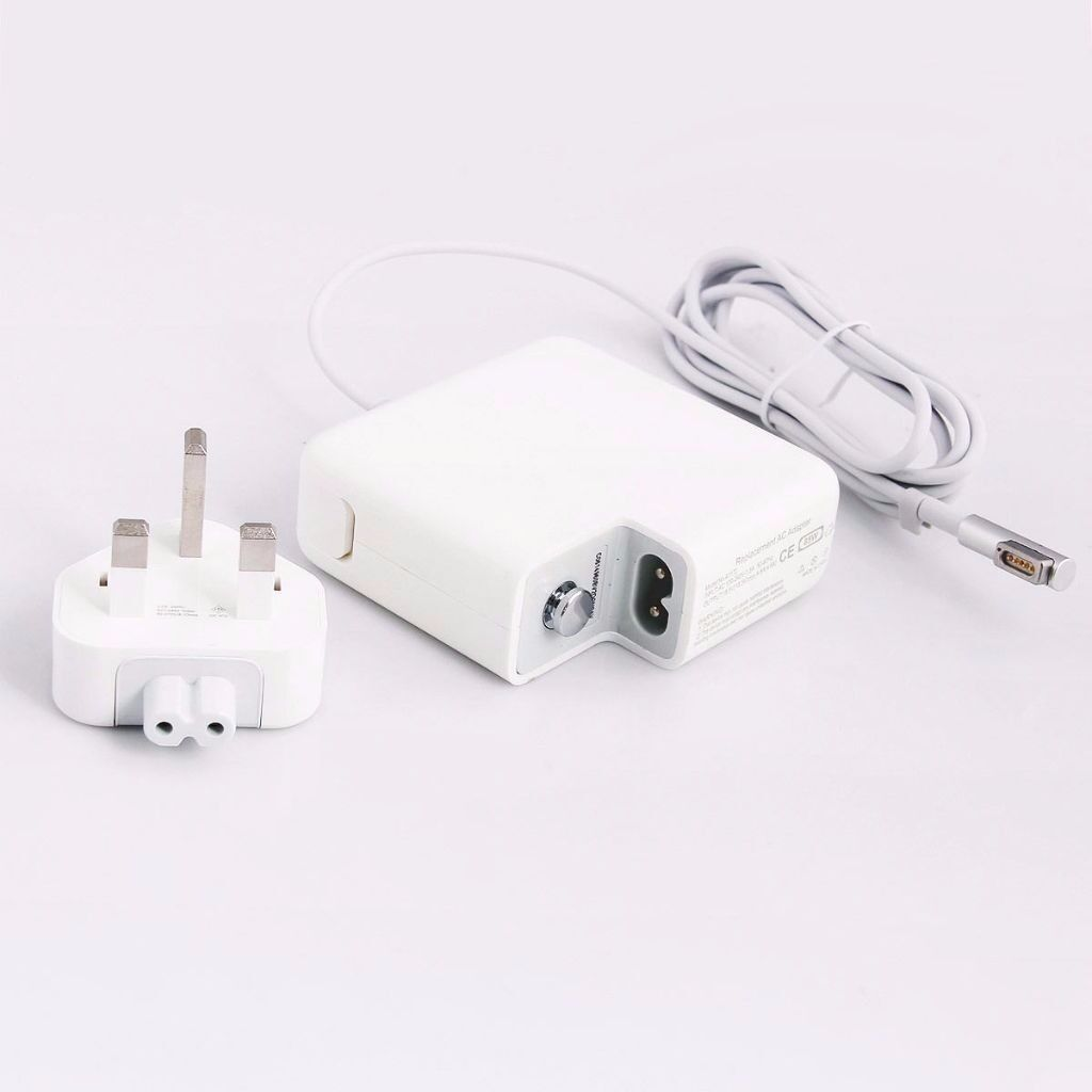 """APPLE MACBOOK AIR MAGSAFE 1 REPLACEMENT CHARGER BRAND NEW WITH RECEIPTin Coventry, West MidlandsGumtree - APPLE MACBOOK AIR MAGSAFE 1 REPLACEMENT CHARGER 45W AVAILABLE FOR APPLE MACBOOK AIR 11"""" 13"""" RECEIPT WILL BE PROVIDED TEL 024 76231562 MANY THANKS"""