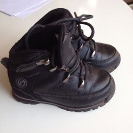 Baby firetrap boots size 6