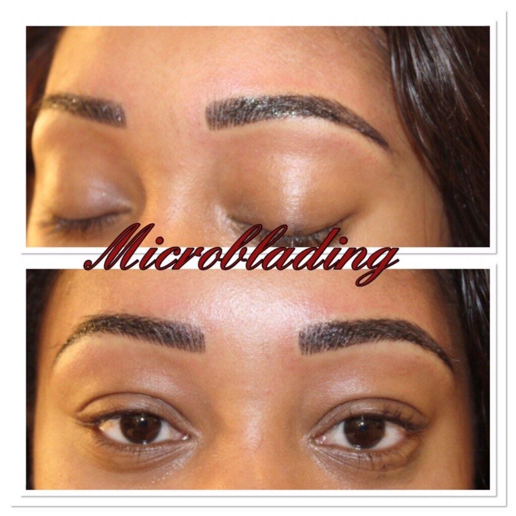 Offer Microblading Individual Eyelashes Eyelash Extensions