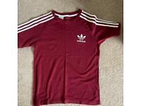 Older boys Adidas tshirt