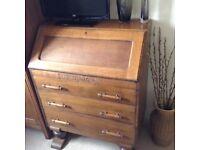 3 drawer bureau